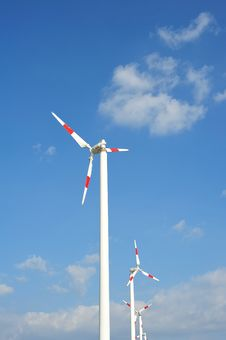 Free Wind Turbine Stock Photos - 16893363
