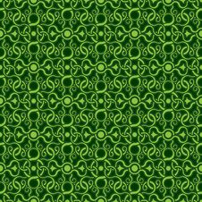 Free Blue Seamless Wallpaper Stock Image - 16893801