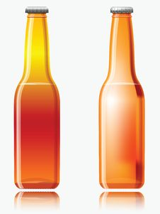 Free Beer Bottles Stock Images - 16893814