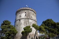 Free The White Tower Royalty Free Stock Images - 16894239