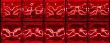 Free Red Abstract Horizontal Royalty Free Stock Photography - 16894287
