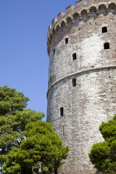 Free The White Tower Royalty Free Stock Photo - 16894295