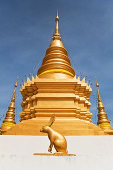 Free Thai Temple In Thailand Stock Images - 16894324