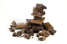 Free Chocolate Tower Stock Images - 16894564