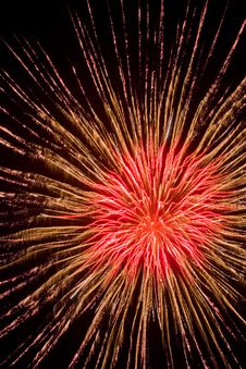 Free Fireworks Royalty Free Stock Image - 16894646