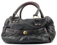 Fashionable Handbag Royalty Free Stock Photo