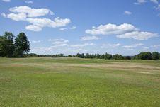 Free Golf Course. Stock Photos - 16895503