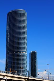 Free Skyscrapers Business Centre Stock Photo - 16897040