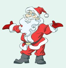 Free Santa Stock Photo - 16898830