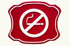 Free No Smoking Sign Royalty Free Stock Images - 16898899