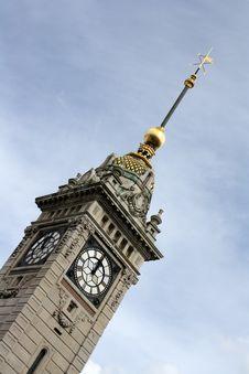 Free Clock Tower Royalty Free Stock Image - 16899656