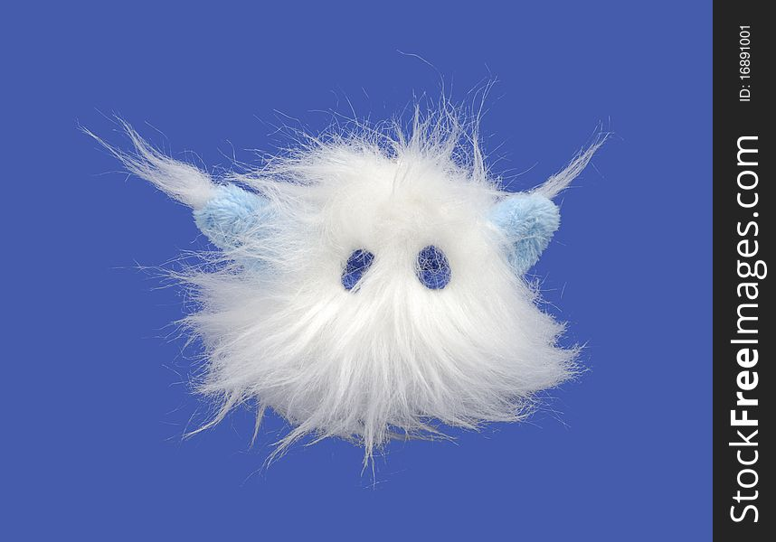 Small Cuddly Hairy Toy