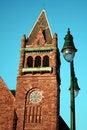 Free Stone Church Steeple Stock Image - 1697601