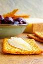 Free Cheese Snack Stock Photo - 1699570