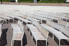 Free Seating In Park Royalty Free Stock Image - 1690076
