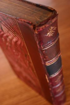 Free Antique Book 02 Royalty Free Stock Image - 1690086