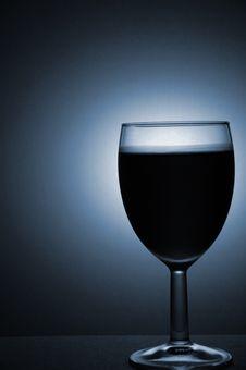 Free Wine Glass Stock Image - 1690261