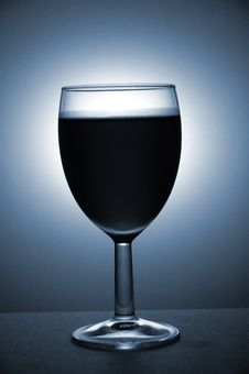 Free Wine Glass Stock Image - 1690271