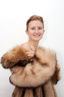 Free Woman In Fur Stock Photos - 1690293