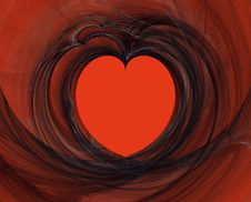 Free Valentines Heart Image Royalty Free Stock Photo - 1690685