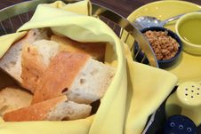 Free Bread Basket Stock Images - 1690754