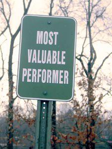 Free MVP Sign Royalty Free Stock Photos - 1690978