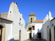 Free Monsaraz Village Stock Photography - 1691162