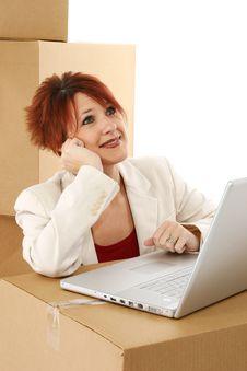 Free Business Woman Stock Image - 1691791