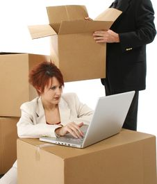 Free Business Woman Stock Image - 1691831