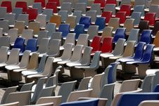 Free Seats Royalty Free Stock Images - 1692129