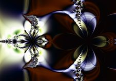 Free Abstract Colorful Fractal Royalty Free Stock Photography - 1693057