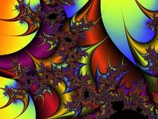 Free Colorful Rainbow Abstract Royalty Free Stock Photos - 1693198