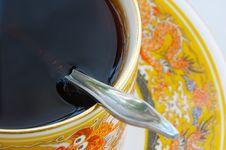 Free Coffee Cup Royalty Free Stock Photography - 1694797