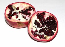 Pomegrenate Royalty Free Stock Photo