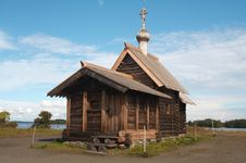 Free Old Wooden Chapel Royalty Free Stock Images - 1694949