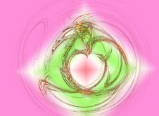Free Valentin Heart Stock Image - 1695101