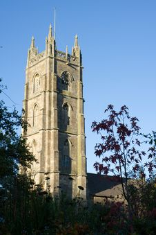 Free Church Tower Royalty Free Stock Photos - 1696338