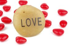 Free Love Royalty Free Stock Photography - 1696407