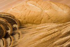 Bread Board Stock Image