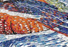 Free Mosaic Background Stock Image - 1697361