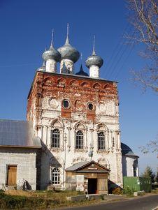 Free Old Church Stock Photo - 1698910