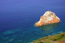 Free Sea Of Sardinia Royalty Free Stock Photos - 1699058