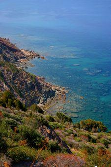 Free Sea Of Sardinia Stock Photography - 1699132