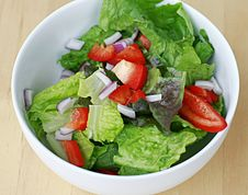 Free Lettuce Salad Stock Images - 1699394