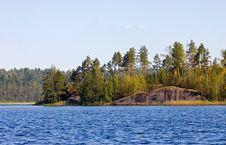 Free Solar Island Royalty Free Stock Photography - 1699787