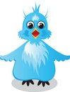 Free Blue Bird Stock Photography - 16901462