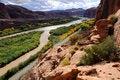 Free Moab Portal View Royalty Free Stock Photos - 16901468