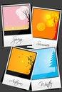 Free Types Of Season Royalty Free Stock Photos - 16906898