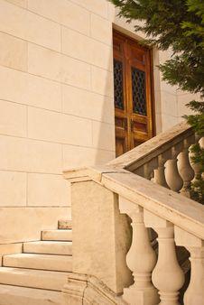 Free Wooden Door Stock Image - 16900121