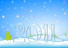 Free New Year S Background Royalty Free Stock Photography - 16900927